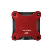 Adata SD600Q 480GB USB 3 External SSD Black and Red