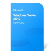 Microsoft Windows Server 2012 User CAL, R18-00145 elektronikus tanúsítvány