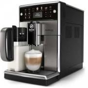 Автоматична еспресо машина Philips Saeco PicoBaristo Deluxe 12 напитки, Вградена кана за мляко, 12-степенна регулация, SM5573/10