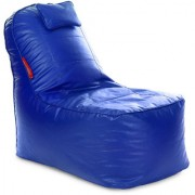 Home Story Video Rocker Lounger Bean Bag XXXL Size Royal Blue Color Cover Only