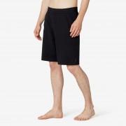 Nyamba Short de sport homme long en coton noir - Nyamba