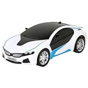 DollsnKings Remote Control Rechargeable Famous car with 3D Lights(Multicolor)