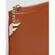 Fiorelli Logo Travel Purse - Tan