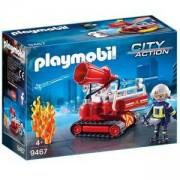 Комплект Плеймобил 9467 - Playmobil - Пожарникар с воден резервоар, 2900484