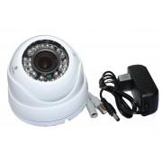 Telecamera Dome AHD 1.3Mp 960p Varifocale 2.8-12mm IR Led 30MT