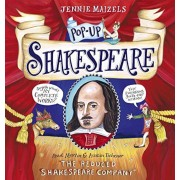 Pop-Up Shakespeare: Every Play and Poem in Pop-Up 3-D, Hardcover