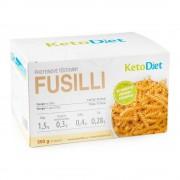 KETODIET Fusilli proteinové těstoviny 7 porcí
