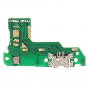 Banda Flex Placa Circuit Conector Incarcare Huawei Y6 2018 Originala