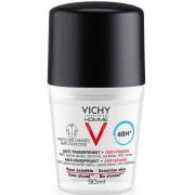 VICHY HOMME antiperspirant eficacitate 48h anti-urme x 50 ml