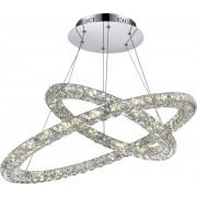 Suspensie LED Marilyn cu cristale K9 67038-64 Globo