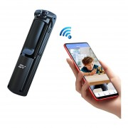 1080P HD WiFi Back Clip Digital Pen Grabadora de voz Mini cámara