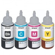 Original Epson T664 Multicolor Combo Pack Ink Pack of 4