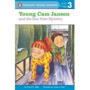 Young CAM Jansen and the Zoo Note Mystery, Paperback/David A. Adler