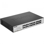 D-Link DGS-1100-24 - Гигабитов Smart управляем суич