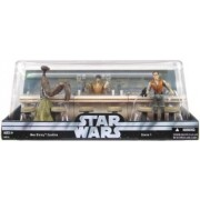 Star Wars: Original Trilogy Collection > Mos Eisley Cantina w/ Dr. Evazen Wuher and Kitik Keedkak Ac