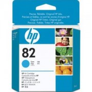 HP 82 28-ml Cyan Ink Cartridge - CH566A