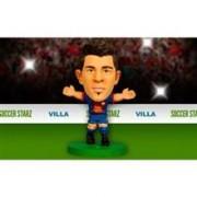 Figurina SoccerStarz Barcelona David Villa