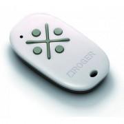 Telecomanda cu 4 butoane cod fix 433.92 Mhz Roger M80/TX44R (Roger)