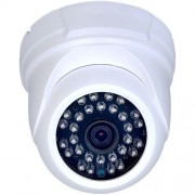 Camera RLG-D1FM3, AHD, Dome, 1MP 720p, CMOS OV 1/4 inch, 3.6mm, 30 LED, IR 30m, Carcasa plastic No Logo + Discount la kit (OEM)