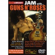 Roadrock International Lick Library: Jam With Guns N´ Roses