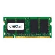 Crucial RAM 4GB DDR3 1600 MT/s (PC3-12800) CL11 SODIMM 204pin 1.35V/1.5V for Mac (CT4G3S160BMCEU)