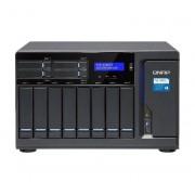 QNAP TVS-1282T3 Server NAS 12 alloggiamenti SATA 6Gb s RAID 0,1,5,6,10 JBOD RAM 16 GB 10 Gigabit Ethernet iSCSI