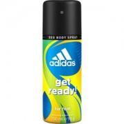 Adidas Men's fragrances Get Ready For Him Deodorant Body Spray 150 ml