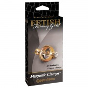 FF Gold - Magnetic Nipple Clamps