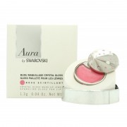 Swarovski aura crystal gloss 1.3 g rose