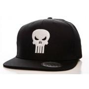 The Punisher Snapback Cap, Adjustable Snapback Cap