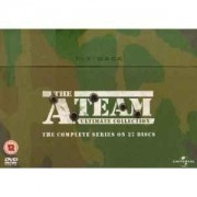 Serial The A-Team - The Ultimate Collection Drużyna A 27DVD