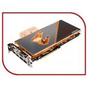 Видеокарта GigaByte GeForce GTX 1080 Ti 1607Mhz PCI-E 3.0 11264Mb 11232Mhz 352 bit DVI 3xHDMI 3xDP HDCP AORUS Waterforce WB Xtreme Edition 11G GV-N108TAORUSX WB-11GD