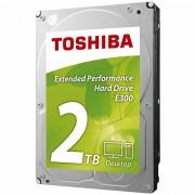 HDD desktop Toshiba E300 3.5 2TB, 64MB, AF, SATAIII, bulk HDWA120UZSVA