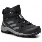 ADIDAS - obuv OUT-A TERREX MID GTX K black Velikost: 5