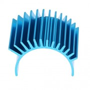 Phenovo Blue Aluminum Electric Motor Heat Sink for Cooling WLtoys A949 A959 Motors