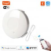 WiFi inteligentný Zaplavový detektor úniku vody Tuya Smart Life