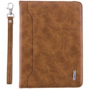 Husa Universala Tableta 7 inch Blun Book Flip Carte Maro