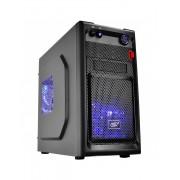 Carcasa DeepCool SMARTER LED, mATX Mini Tower, fara sursa, neagra