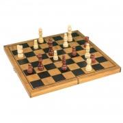 Professor Puzzle houten schaakspel 29 x 29 cm