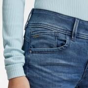 G-Star RAW Lynn Mid Waist Skinny Jeans - 29-32