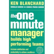 One Minute Manager Builds High Performance Teams (Blanchard Kenneth)(Paperback) (9780007105809)