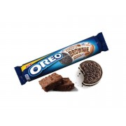 OREO Chocolate Brownie Biscotto Farcito Con Crema Al Gusto Brownie Al Cioccolato 154G