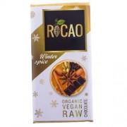 Ciocolata Winter Spice Raw Bio 27gr Rocao