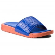 Nike Klapki NIKE - Benassi Jdi Ultra Se AO2408 800 Vintage Coral/Racer Blue