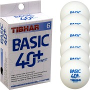 Топчета за тенис на маса Tibhar 6 бр.
