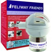 Feliway Friends - икономична опаковка: 3 х 48 мл резервни пълнители
