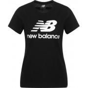Balance New Balance WT91546 Damen T-Shirt schwarz Gr. XS