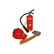 Geen Brandweer speelgoed verkleed setje voor kinderen
