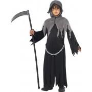 Costum Grim Reaper copii, 7-9 ani, 130 - 145 cm