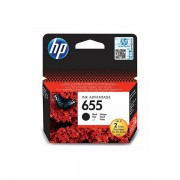 HP 655 Black Ink Cartridge, CZ109AE CZ109AE